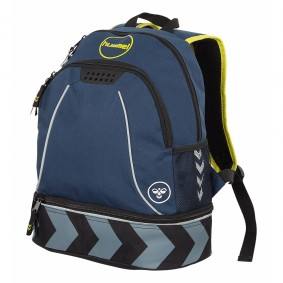 Sporttaschen - Torwart Zubehör - kopen - Hummel hellon Rucksack Marineblau