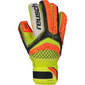 Fingersave Torwarthandschuhe - Reusch Torwarthandschuhe - Torwarthandschuhe junior - kopen - Reusch Re:Pulse Pro M1 Ortho-Tec Junior