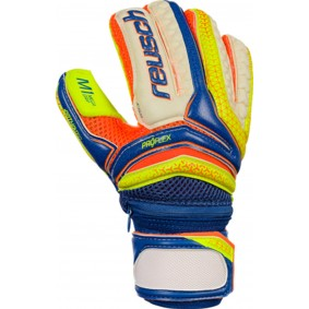 Fingersave Torwarthandschuhe - Reusch Torwarthandschuhe - Torwarthandschuhe junior - kopen - Reusch Serathor Pro M1 Ortho-Tec Junior