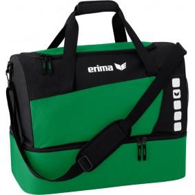 Sporttaschen - Torwart Zubehör - kopen - Erima Club 5 Sport Tasche mit Bodenfach grün