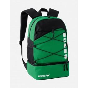 Sporttaschen - Torwart Zubehör - kopen - Erima Club 5 Rucksack dunkelgrün