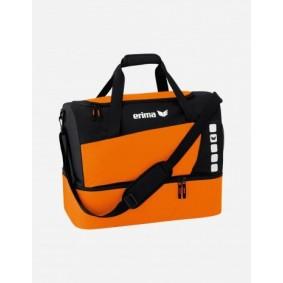Sporttaschen - Torwart Zubehör - kopen - Erima Club 5 Sporttas mit Bodenfach L – orange