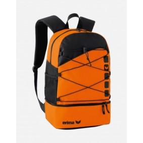 Sporttaschen - Torwart Zubehör - kopen - Erima Club 5 Rucksack orange