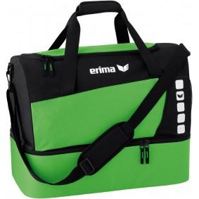 Sporttaschen - Torwart Zubehör - kopen - Erima Club 5 Sport Tasche mit Bodenfach appelgrün