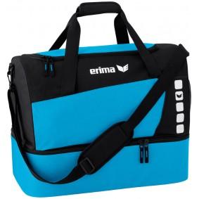 Sporttaschen - Torwart Zubehör - kopen - Erima Club 5 Sport Tasche mit Bodenfach blau