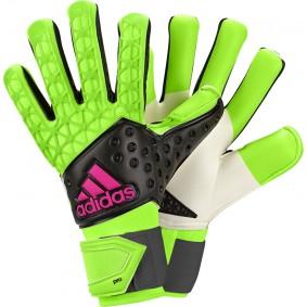 Adidas Torwarthandschuhe - Ausverkauf Torwarthandschuhe - kopen - Adidas Ace Zones Pro schwarz/grün (Aktion)
