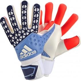 Adidas Torwarthandschuhe - Ausverkauf Torwarthandschuhe - kopen - Adidas Ace Zones Pro rot/blau (Aktion)