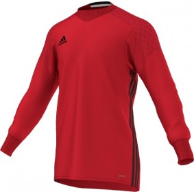 Torwart Hemden - Torwartbekleidung - kopen - Adidas Torwarthemd Onore Top 16 GK SR lebendig rot/Power rot/schwarz