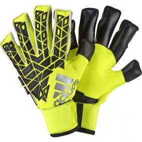 Adidas Torwarthandschuhe - Fingersave Torwarthandschuhe - kopen - Adidas Ace Trans Fingersave Promo gelb