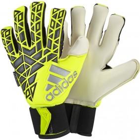 Adidas Torwarthandschuhe - kopen - Adidas Ace Half Negative gelb