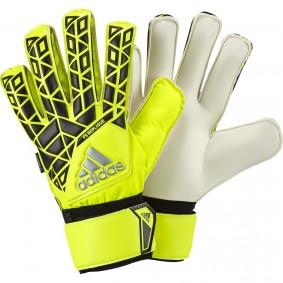 Adidas Torwarthandschuhe - Fingersave Torwarthandschuhe - kopen - Adidas Ace FS Replique gelb