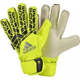 Adidas Torwarthandschuhe - Fingersave Torwarthandschuhe - Torwarthandschuhe junior - kopen - Adidas Ace FS Junior gelb