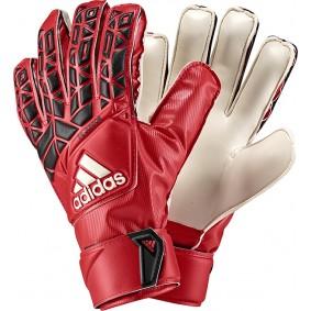 Adidas Torwarthandschuhe - Fingersave Torwarthandschuhe - Torwarthandschuhe junior - kopen - Adidas Ace FS Junior rot / weiß