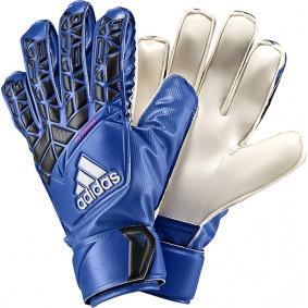 Adidas Torwarthandschuhe - Fingersave Torwarthandschuhe - Torwarthandschuhe junior - kopen - Adidas Ace FS Junior blau / weiß