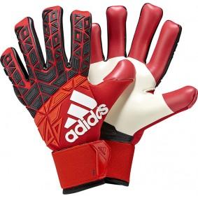 Adidas Torwarthandschuhe - kopen - Adidas Ace Trans Pro rot / weiß