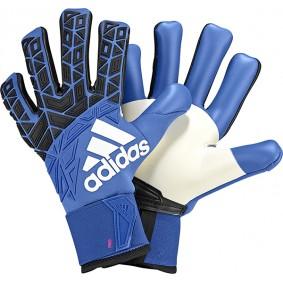 Adidas Torwarthandschuhe - kopen - Adidas Ace Trans Pro blau / weiß