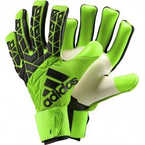 Adidas Torwarthandschuhe - kopen - Adidas Ace Trans Pro grün
