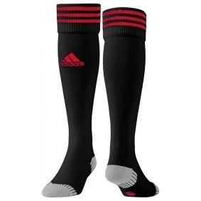 Torwart Socken - Torwartbekleidung - kopen - Adidas AdiSocken schwarz/ Power rot