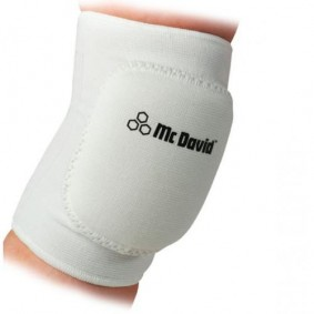 Verletzungsvorbeugung - kopen - Mcdavid Jumpy Knie Handgelenkter weiß 601