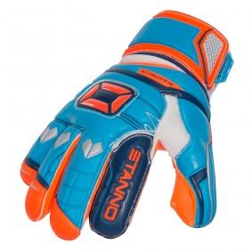 Stanno Torwarthandschuhe - Torwarthandschuhe junior - Ausverkauf Torwarthandschuhe - kopen - Stanno Electric Limited JR blau/orange (Aktion)