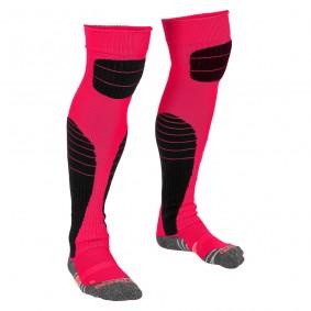 Torwart Socken - Torwartbekleidung - kopen - Stanno High impact Torwart Socken pink-schwarz