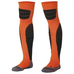 Torwart Socken - Torwartbekleidung - kopen - Stanno High impact Torwart Socken neon orange/schwarz