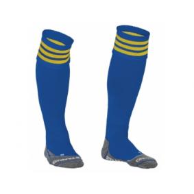 Torwart Socken - Torwartbekleidung - kopen - Stanno Ring Socken blau/gelb