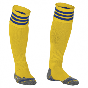 Torwart Socken - Torwartbekleidung - kopen - Stanno Ring Socken gelb/blau