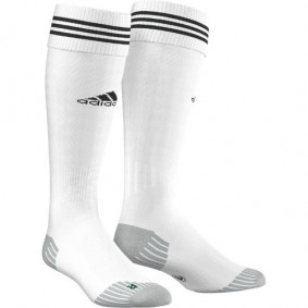 Torwart Socken - Torwartbekleidung - kopen - Adidas AdiSocken weiß/schwarz