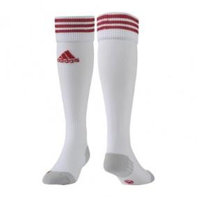 Torwart Socken - Torwartbekleidung - kopen - Adidas AdiSocken weiß/Power rot