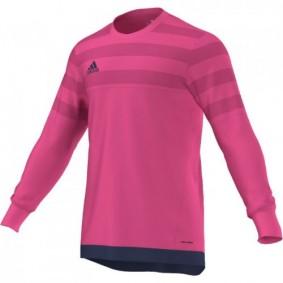 Ausverkauf Torwartbekleidung - Torwart Hemden - Torwartbekleidung - kopen - Adidas Torwart Hemd Entry 15 GK Pink JR (Aktion)