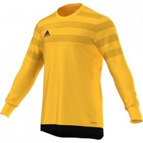 Ausverkauf Torwartbekleidung - Torwart Hemden - Torwartbekleidung - kopen - Adidas Torwart Hemd Entry 15 GK gelb SR (Aktion)