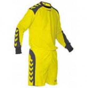 Torwartbekleidung - Torwartsets - kopen - Hummel Dublin Torwartset gelb