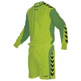Torwartbekleidung - Torwartsets - kopen - Hummel Dublin Torwartset grün