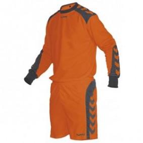 Torwartbekleidung - Torwartsets - kopen - Hummel Dublin Torwartset orange