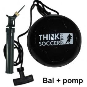 Fußbälle - Torwart Zubehör - kopen - TSS Ball schwarz inkl. Ball lpumpe