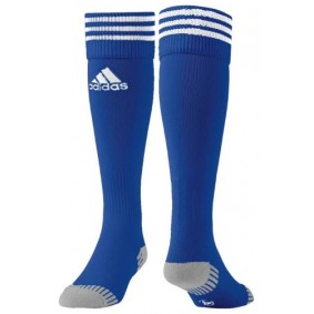 Torwart Socken - Torwartbekleidung - kopen - Adidas AdiSocken Bold blau/weiß
