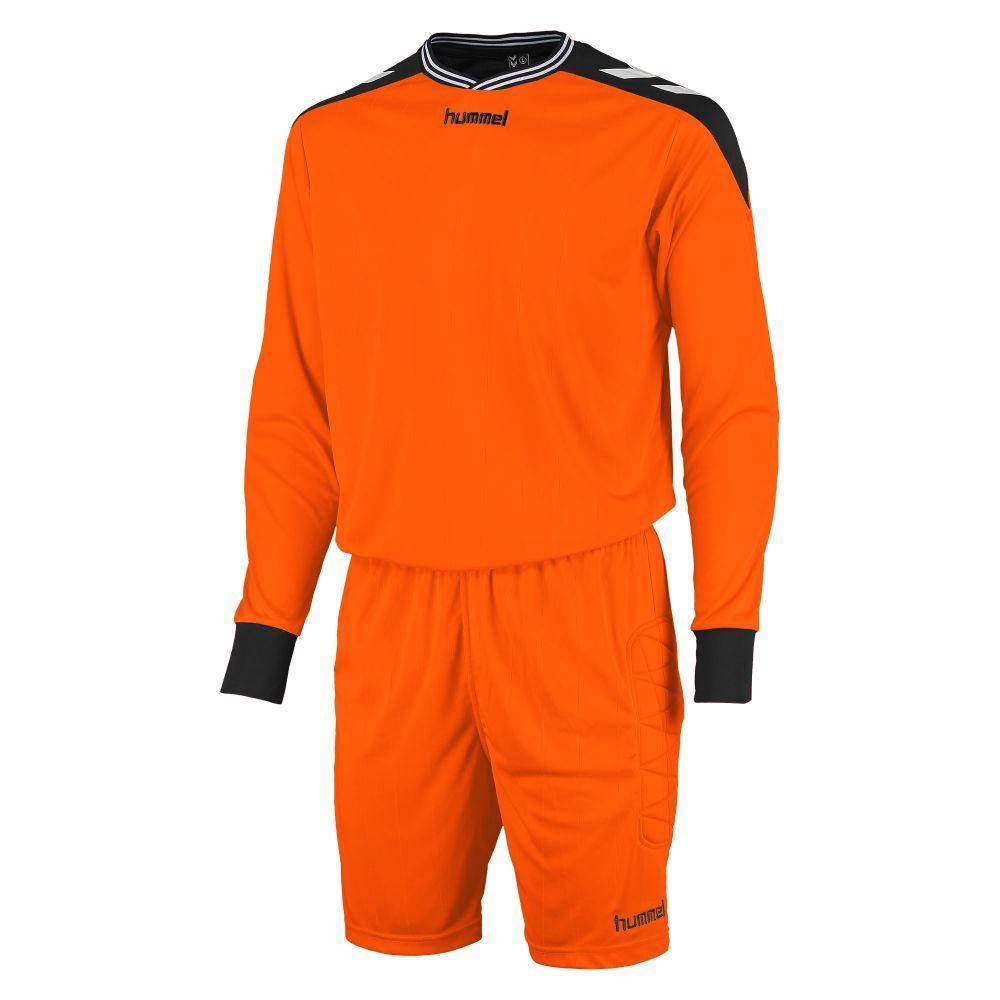 Torwartbekleidung - Torwartsets - kopen - Hummel Basel Torwart Set orange